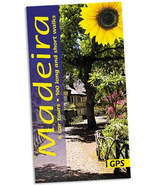 Madeira walking guidebook cover