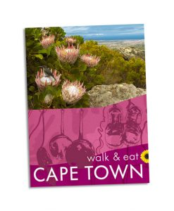Walk & Eat Cape Town guidebook cover