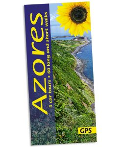 Cover for guidebook to the Azores