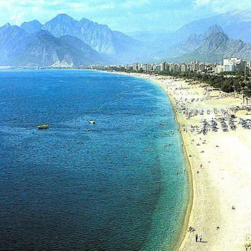 Turkey Antalya to Demre