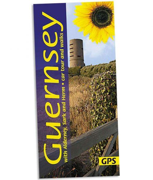 Guernsey walking guidebook