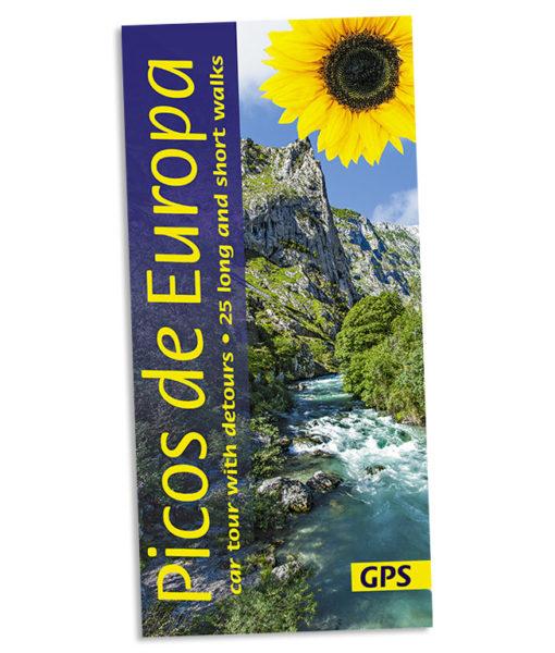 guidebook to Picos de Europa car tours & walks