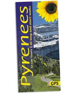 Pyrenees walking guidebook