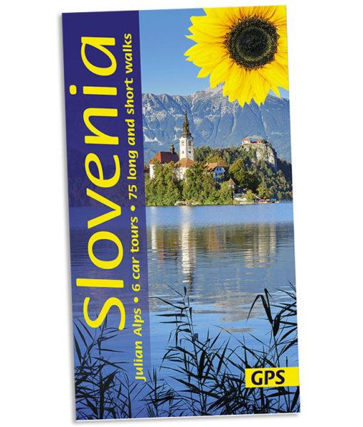Slovenia guidebook cover