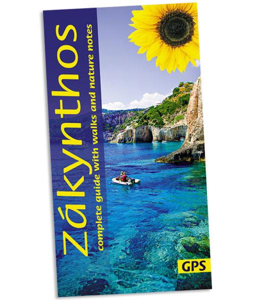 Zakynthos walking guidebook cover