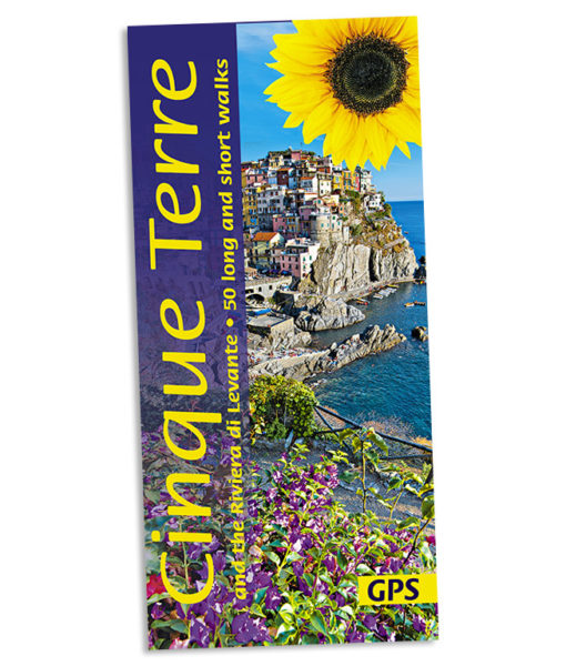 guidebook to Cinque Terre walks